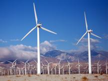 wind Turbines credit Joshua Winchell