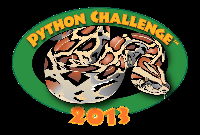 python challenge logo